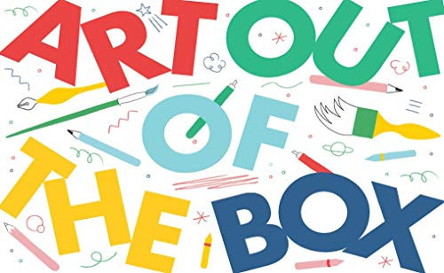 Art Out of the Box: Creativity games for artists of all ages (Fun, creativity drawing game for the whole family! )