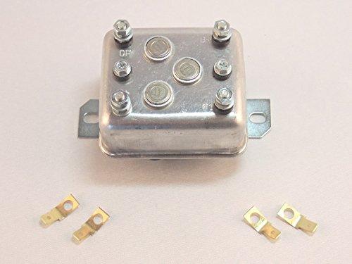 Transpo Elektronischer Regler für 12V/11A Bosch Gleichstrom-Lichtmaschine Generator 9028