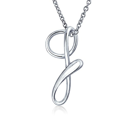 Bling Jewelry alphabet-G