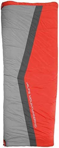 Top 10 Best alps mountaineering sleeping bag Reviews