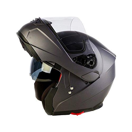 3GO Helmets Viper 3Go E225Casco modular