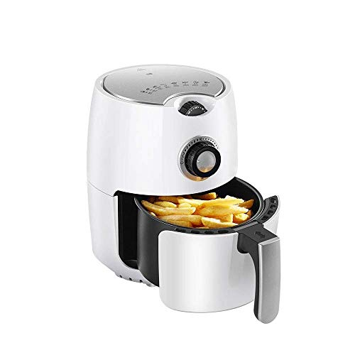 Why Should You Buy NILINMA Household Air Fryer, Electric Heating Air Fryer Oven, Intelligent Oil-Fre...