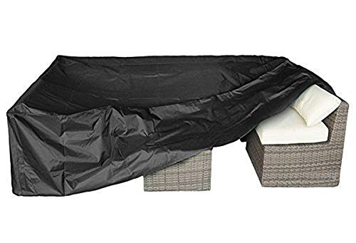 "Patio Furniture Set Cover Outdoor Sectional Sofa Set Covers Outdoor Table and Chair Set Covers Water Resistant Large 98"" L x 78"" W x 32"" H"