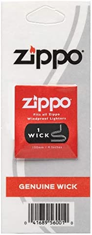 Zippo Flints & Wicks Co-Pack