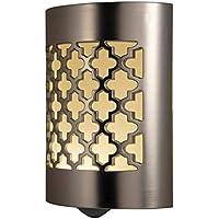 GE Plug-In Dusk-to-Dawn Sensor CoverLite LED Night Light