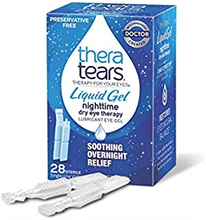 TheraTears Liquid Gel, 28-Count Package (Pack of 3)