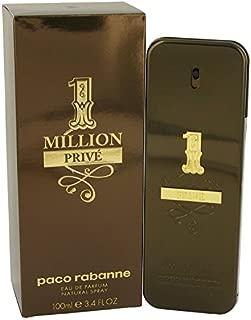 Pacò Rabannë 1 Mîllion Privë Colôgne For Men 3.4 oz Eau De Parfum Spray