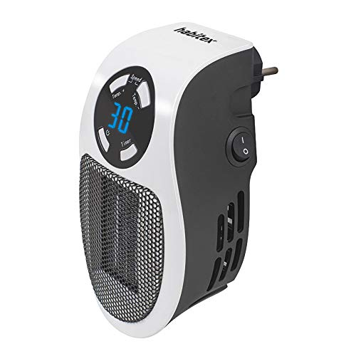 Habitex HQ349 - Calefactor CERÁMICO Mini