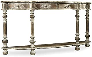 Hooker Furniture Sanctuary Console Table in Medium Wood