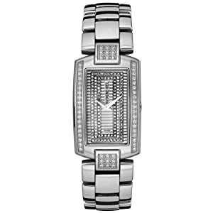 Raymond Weil Women's 1800-ST2-42581 Shine Diamond Accented Stainless Steel Watch image