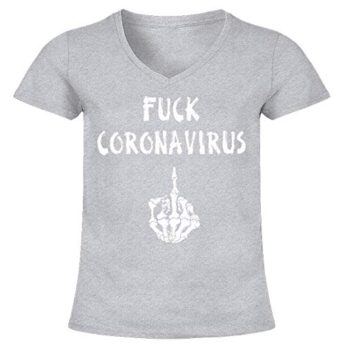 Córonavirus Shirt 2019-Ncov China Virus Fuck Córonavirus T-Shirt For Man For Women Handmade T-Shirt For Boys Cheap Design Customize T-Shirt