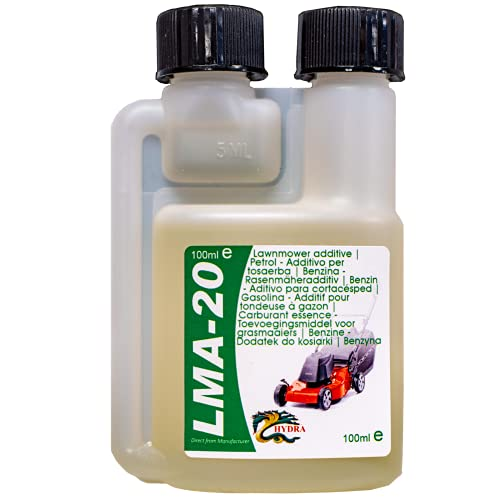 HYDRA LMA-20 Fuel Fit Petrol Injector Cleaner Additive & Stabiliser for all...