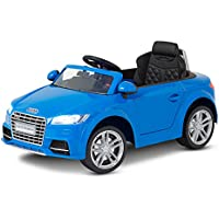 Kid Trax Audi TT SRT 6V Ride On