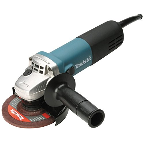 Makita 9558HNRGZ Miniamoladora 125mm 840W
