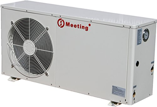 Meeting MD15D 5KW R417a Luft-Wasser Wärmepumpe mit Panasonic Scroll Verdichter