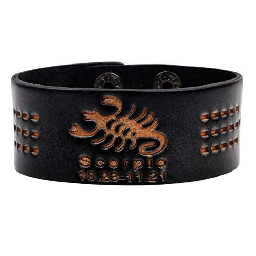 Kihomedy Unisex no-metal-stamp (Fashion only) Metal chapado en oro de 18 quilates