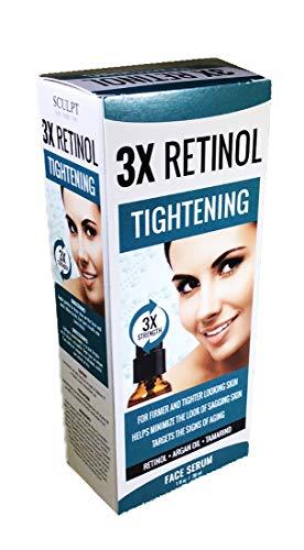 3x Retinol Tightening Face Serum 1 fl Oz