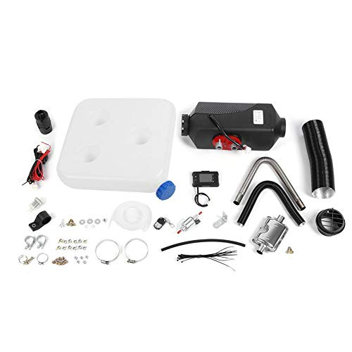 Parking Heater-12V 5KW Parking Air Diesel Heater Controlador LCD para coche, camión, barco