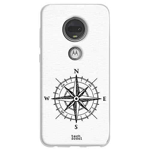 Funnytech® Funda Silicona para Motorola Moto G7 / Moto G7 Plus [Gel...