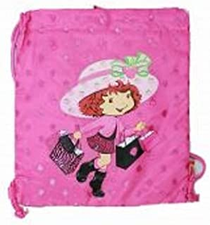 String Backpack - Strawberry Shortcake - Bag - Cinch Bag New Girls Gift 35235