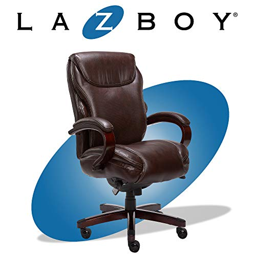 La-Z-Boy Hyland Executive Office Chair with AIR Technology,...