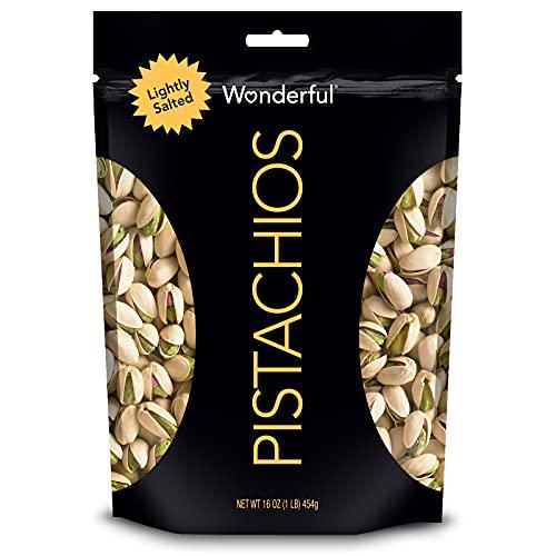 Pistachios, Roasted