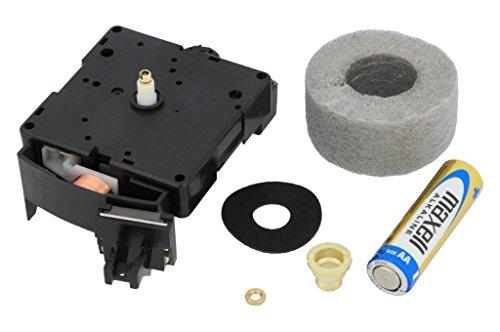 Junghans Quarz Pendel - Uhrwerk W 817, Pendelwerk, Quarzwerk ZW 16,2 mm inklusive Batterie