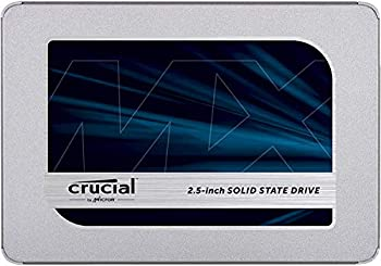 Crucial MX500 500GB 3D NAND SATA 2.5 Inch Internal SSD up to 560MB/s - CT500MX500SSD1 Z