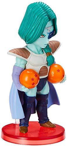 "Banpresto Dragon Ball Z 2.8"" Zarbon Movie Figure, Frieza Special Volume 1 image"