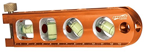 Swanson Tool Co TL041M 6 Inch Savage Magnetic Billet Torpedo Level with...
