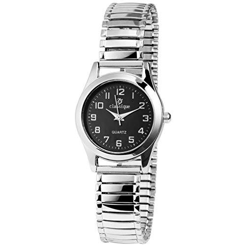 Reloj de Mujer con Correa Extensible