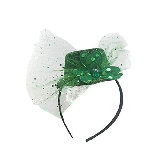 NUOBESTY st. Patricks Day Leprechaun Irish Shamrock kostüm zubehör