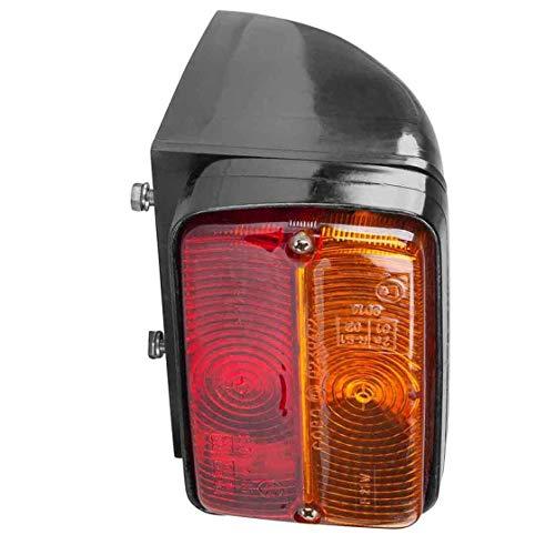 Rückleuchte   für links und rechts geeignet   120 x 88 mm   von Cobo   passend zu Deutz-Fahr   Originalnr.: 02.447.000.01   Rücklicht   Trecker   Traktor   Beleuchtung