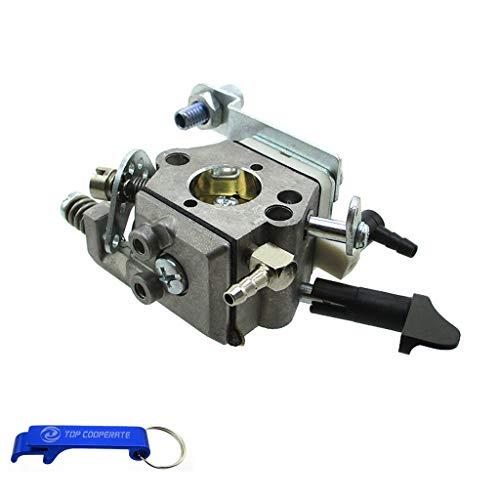 TC-Motor Carb Carburetor For 2 Stroke 43cc 49cc Engine Motor Mini Dirt Pocket Bike Go Ped Scooter