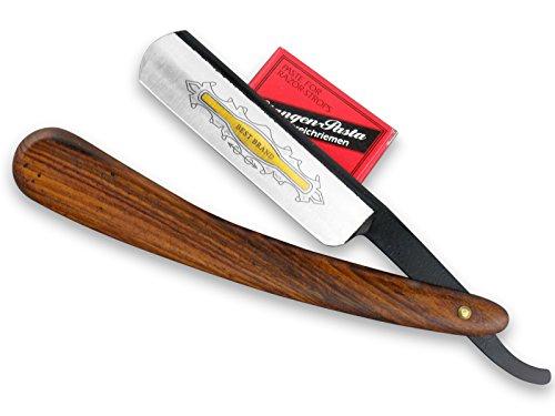 Rasiermesser-Set mit Schleif-Paste SOLINGEN