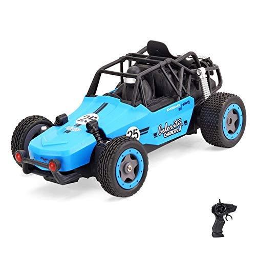 ZCYXQR RC Cars RC Anti-Fall Drifting Coche de Carreras eléctrico 1:20 Off-Road Control Remoto Coche Vehículo Todo Terreno 2.4GHz High Speed Drift (Regalo de cumpleaños Festivo)