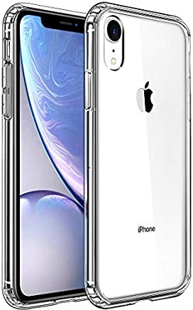 Compatible with iPhone XR Case,Clear Anti-Scratch Shock...