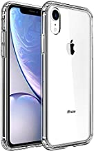 Compatible with iPhone XR Case,Clear Anti-Scratch Shock Absorption Cover Case for iPhone XR Clear