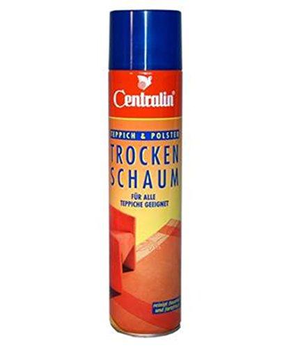 CENTRALIN Tapijt-droogschuim 600 ml - in set met 12 stuks