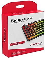 HyperX ABS Pudding Keycaps TR Tuş Takımı HKCPXA-BK-TU/G