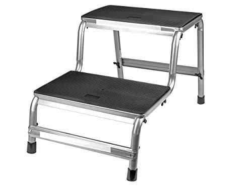 LAS 11820 Trittstufe Zerlegbar, 2-Stufig bis 150 kg