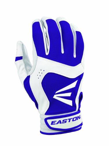 Easton Erwachsene Stealth Core Batting Handschuhe, Unisex, A121655PRXL, weiß/violett, XL
