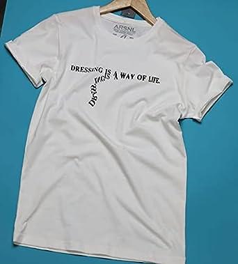 ARSNL Round Neck T-Shirt For Men