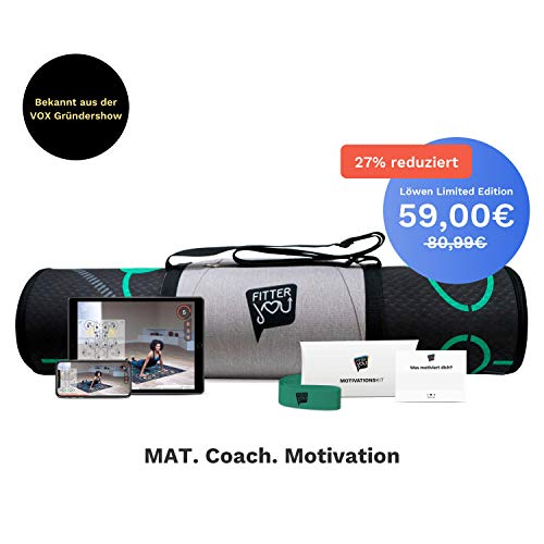 FitterYOU MATivation-Box: Löwen Limited Edition (Gr. M)