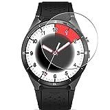 Vaxson Protector de Pantalla de Cristal Templado, compatible con Kingwear KW88 Pro Smart Watch, 3 Unidades 9H Film Screen Protector