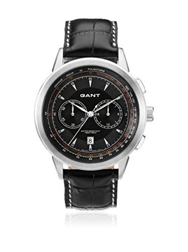 Gant Reloj con Movimiento Cuarzo japonés Walden W70311 Negro 44 mm