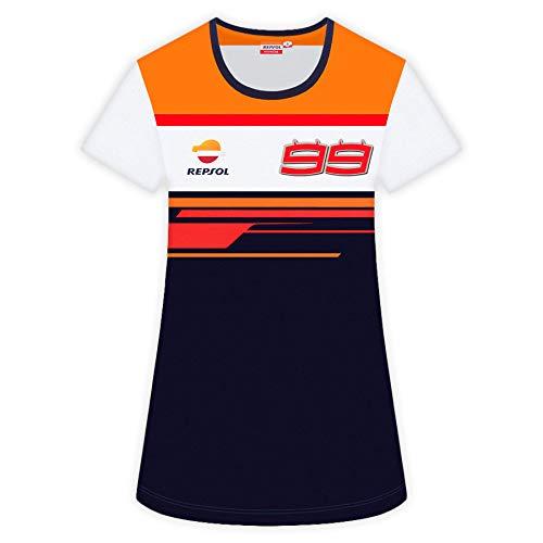 Master Lap Camiseta Mujer Jorge Lorenzo Repsol 99 M