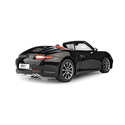 RC Auto kaufen Rennwagen Bild 2: Porsche 911 Carrera S - RC ferngesteuertes Lizenz-Fahrzeug im Original-Design, Modell-Maßstab 1:12, Ready-to-Drive, Auto inkl. Fernsteuerung, Neu*