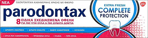 Parodontax Extra Fresh Complete Protection Toothpaste 75ml