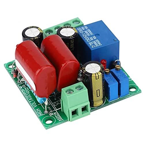 ZZHJYD AC 110 / 220V Retraso en el módulo de Interruptor del Temporizador de retransmisión del Tiempo de Apagado del Ciclo 1-20s Ajustable